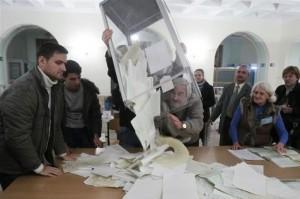 EODE - LM rapport Elections Ukraine 1 (2012 11 05) ENGL