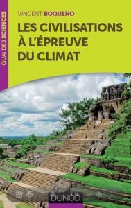 EODE-BOOKS - LES CIVILISATIONS A L'EPREUVE DU CLIMAT