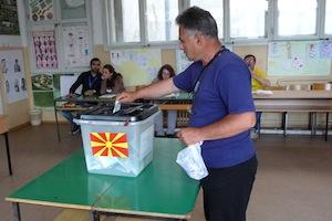 EODE - elections news MACEDOINE 2 (2013 03 25) FR