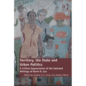 EODE-BOOKS - Territory, the state and urban politics pic