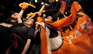 Landtagswahlen Nordrhein-Westfalen - Piratenpartei