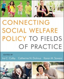 EODE-BOOKS - Connecting Social Welfare Policy to Fields of Practice