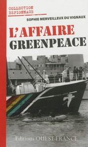 EODE-BOOKS - L'Affaire Greenpeace