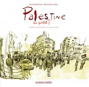 EODE-BOOKS - Carnet de route Palestine 1