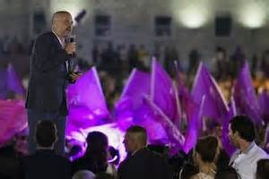 EODE - ELECTIONS NEWS albanie Rama (2013 09 16) FR