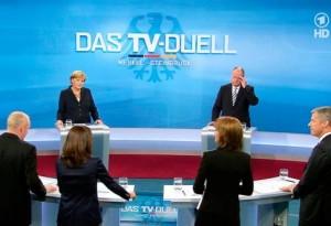 EODE - Elections news ALLEMAGNE 1(2013 09 09) FR
