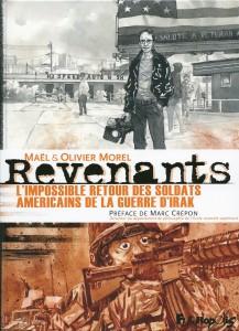 EODE BOOKS BD Revenants-soldats americaines futuropolis 1