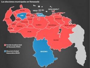 EODE - elections news VENEZUELA MUNICIPALES 2 (2013 12 10) FR (1)