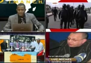 EODE-TV - AFRIQUE.M.TV débat panafricain FULL EMISSION (2014 02 09) FR 1