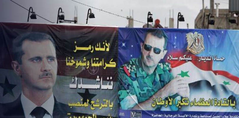EODE PO - Syrie Bachar vainqueur (2014 05 30) FR