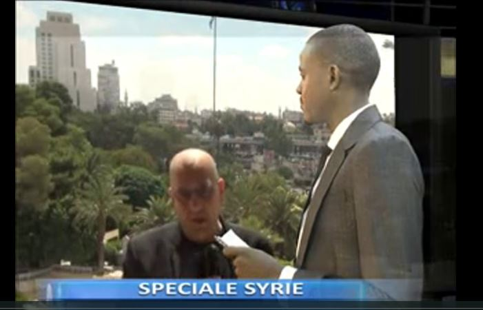 AMTV & PCN-TV - Emission sp+®ciale SYRIA II (2014 06 10) FR