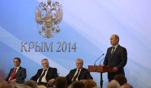 EODE PO - Poutine la Crimée restera russe (2014 08 14) FR 2