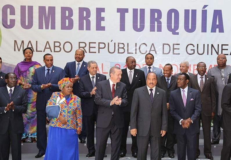 EODE TT - 2e Sommet Turquie Afrique (2014 11 24) FR