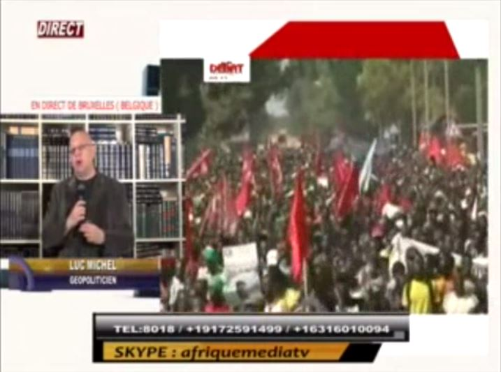 EODE-TV - EXPERTS lm REVOLUTION AFRICAINE (2014 11 16) FR