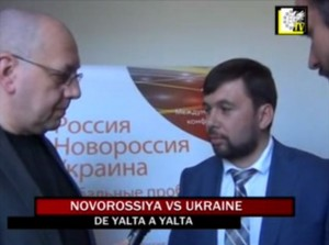 EODE-TV - UKR. VS NOVOROSSIYA 2 yalta (2014 11 15) ENGL 1