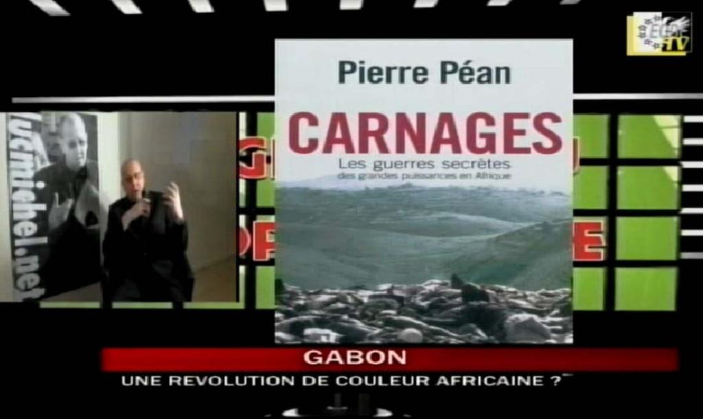 EODE-TV - AMTV Gabon. une r+йvolution de couleur (2014 12 10) FR (1)