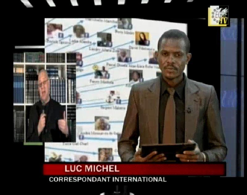 EODE-TV - AMTV Gabon. une r+йvolution de couleur (2014 12 10) FR (3)