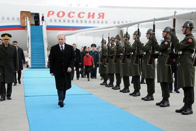 EODE-TV - EXPERTS beaur IRIB Poutine en Turquie (2014 12 03) FR