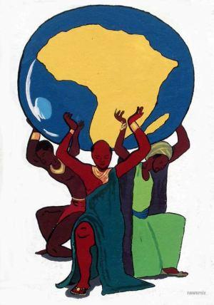 EODE ZA - dix figures africaines 2014 (2014 12 25) ESP