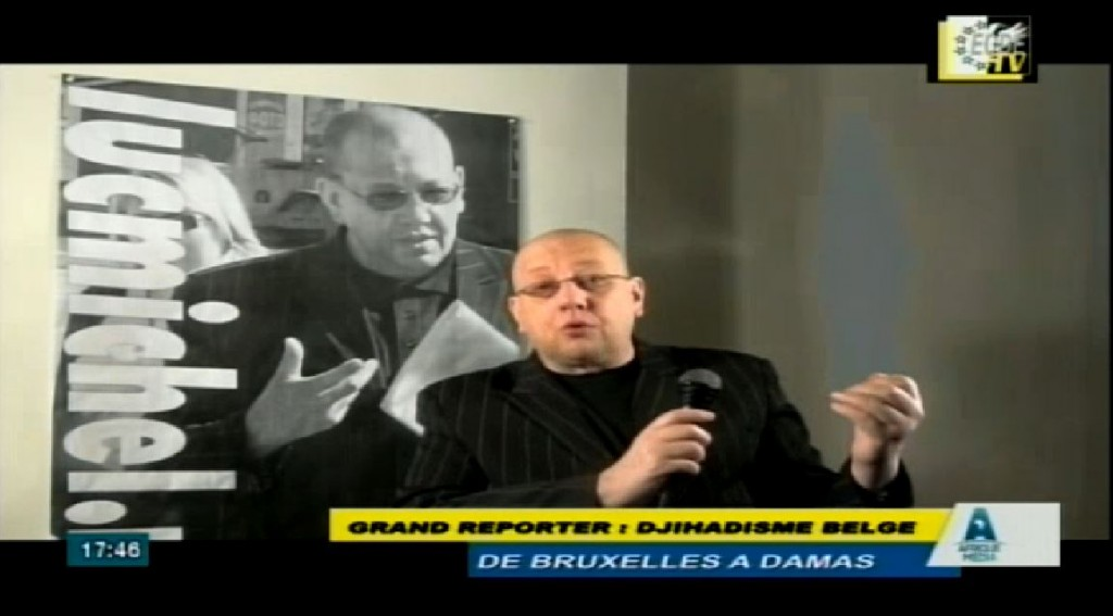 EODE-TV - AMTV GRAND REPORTER.2-1 djihadisme belge (2015 01 21) FR 1