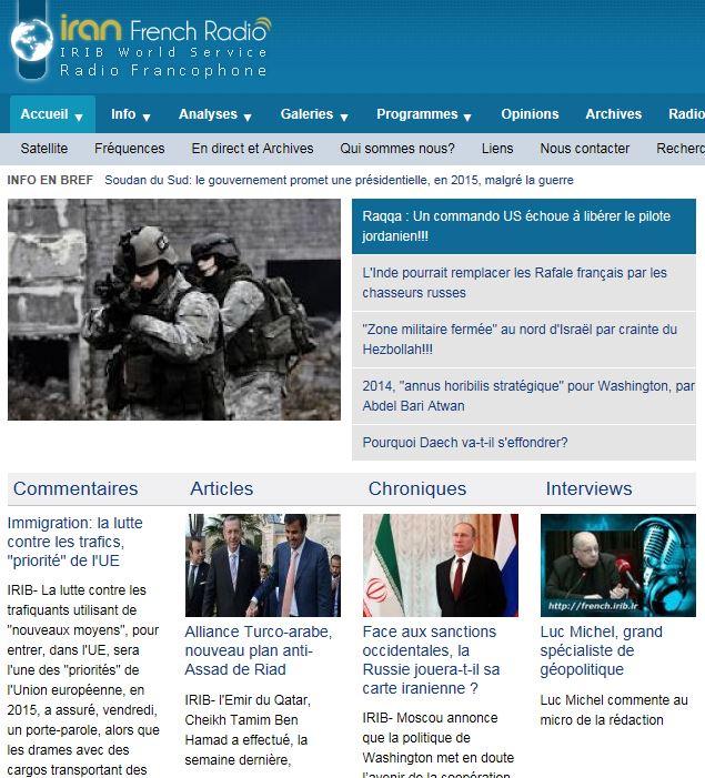 EODE-TV - EXPERTS lm IRIB echec pelestine onu (2015 01 03) FR 2
