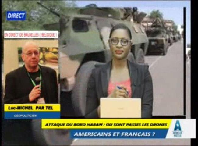 EODE-TV - EXPERTS lm guerre ctre Boko Haram (2015 01 16) FR (1)