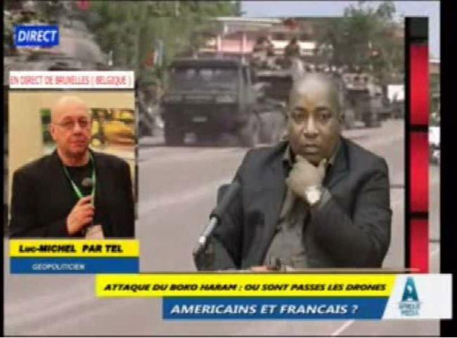 EODE-TV - EXPERTS lm guerre ctre Boko Haram (2015 01 16) FR (2)
