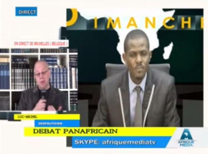 EODE-TV - REDIFFUSION debat panafricain 4.01.15 (2015 01 04) FR (1)