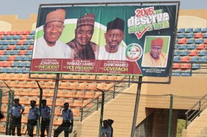 EODE IEM - Nigeria crise electorale (2015 03 30)  FR
