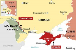 EODE PO - LM roumanie agression ctre la Russie (2015 03 31) FR 3
