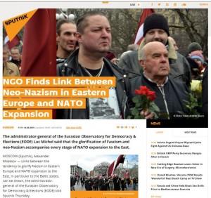 EODE PO - LM sur Sputnik News (2015 05 14)  FR