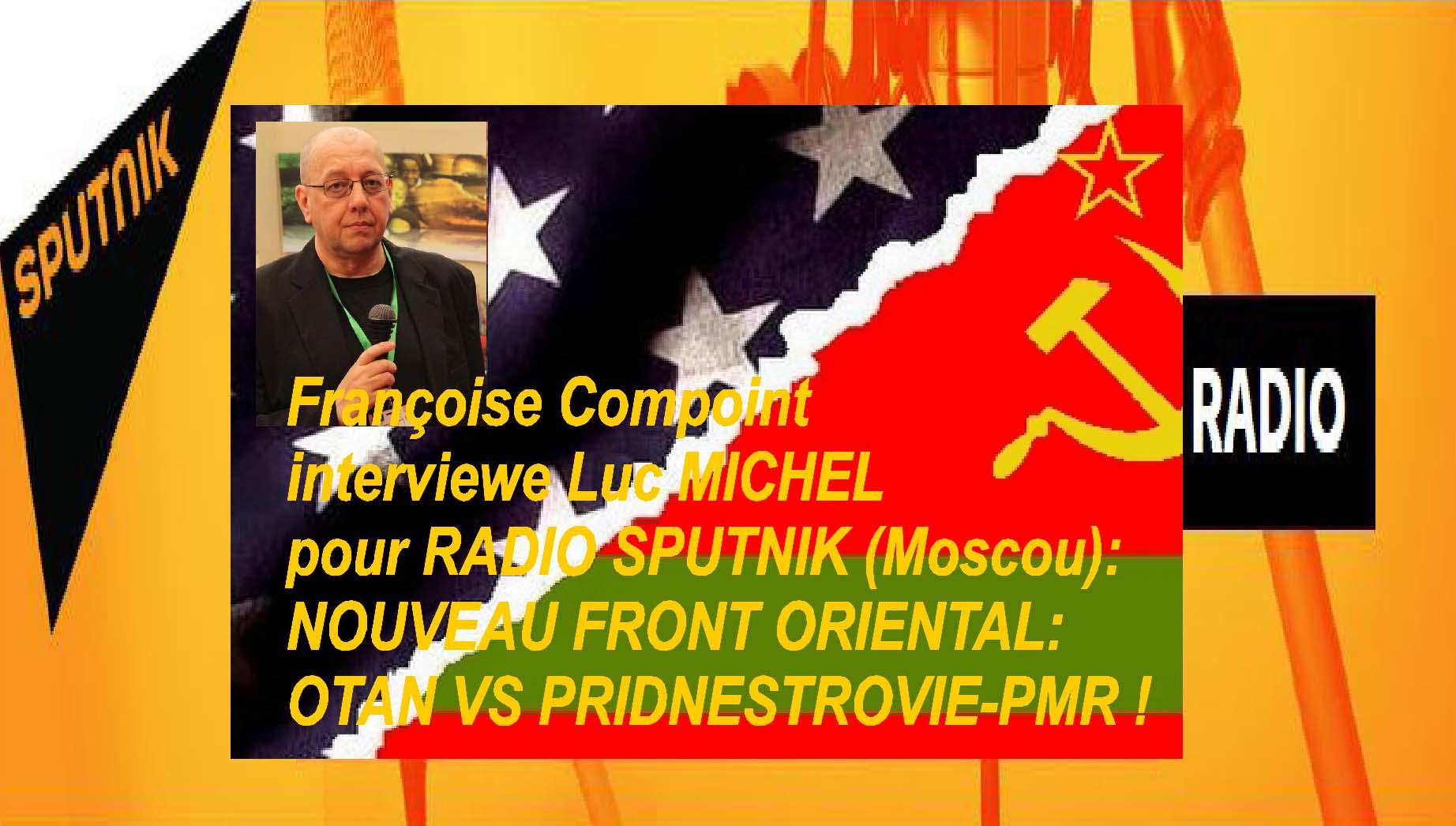 EODE-TV - LM interview PMR2 SPUTNIK FR. (2015 06 10) FR