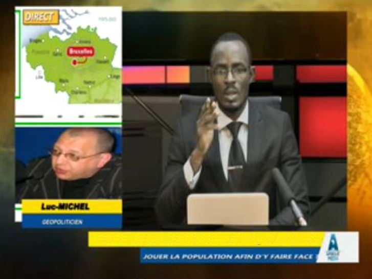 AMTV - débat panafricain du 26 juillet (2015 07 26) FR