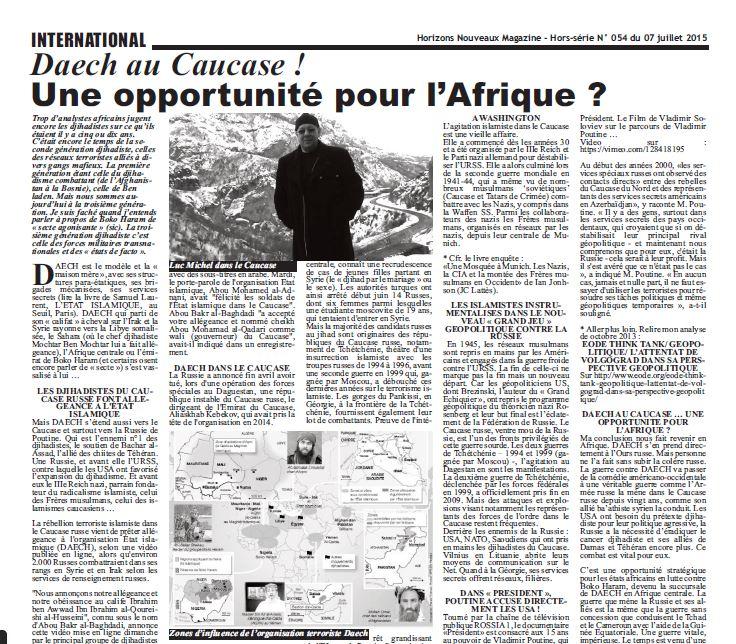 NHM - LM daech au caucase, une chance pr l'Afrique (2015 07 06) FR (4)