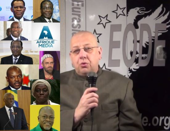 EODE-TV - Eode Africa top ten 2015 (2016 01 05) FR
