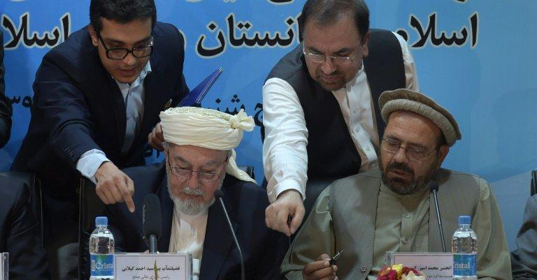 EODE - GEOPOL quelle paix en afghanistan (2016 08 23) FR