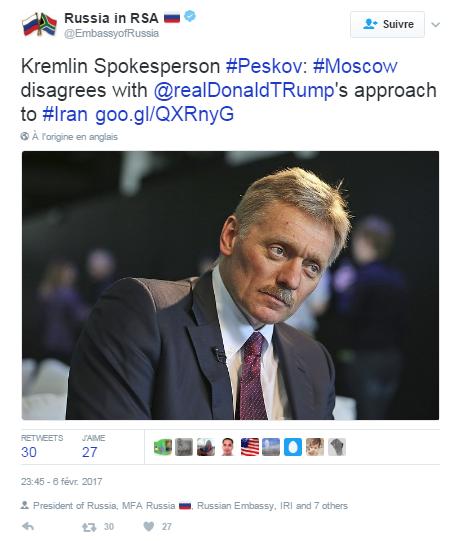 Russia in RSA