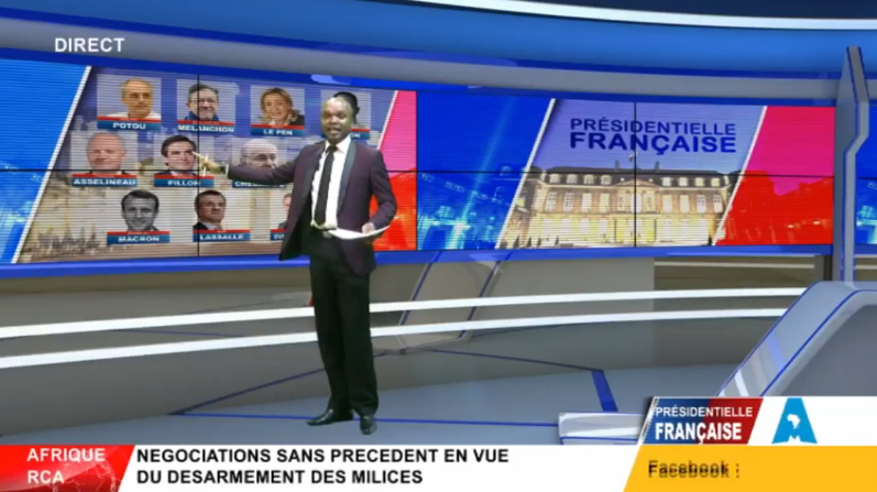 afrique media special election presidentielle francaise