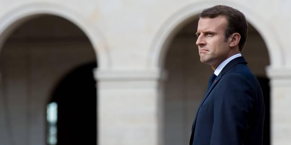 Macron Echec