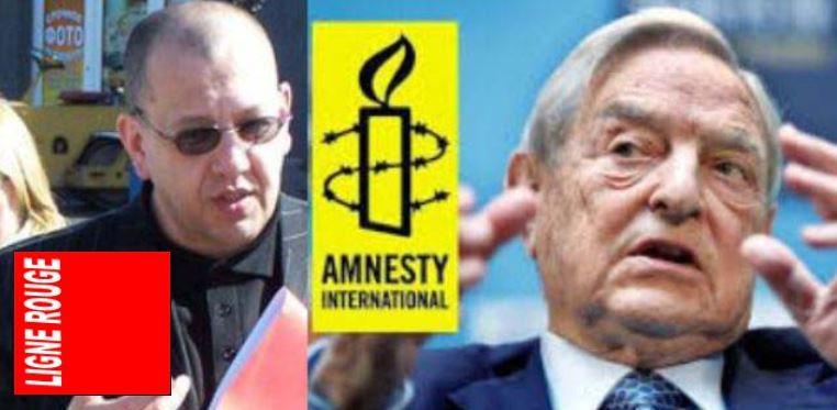 AMTV - LIGNE ROUGE LM amnesty kenya   (2017 10 18)