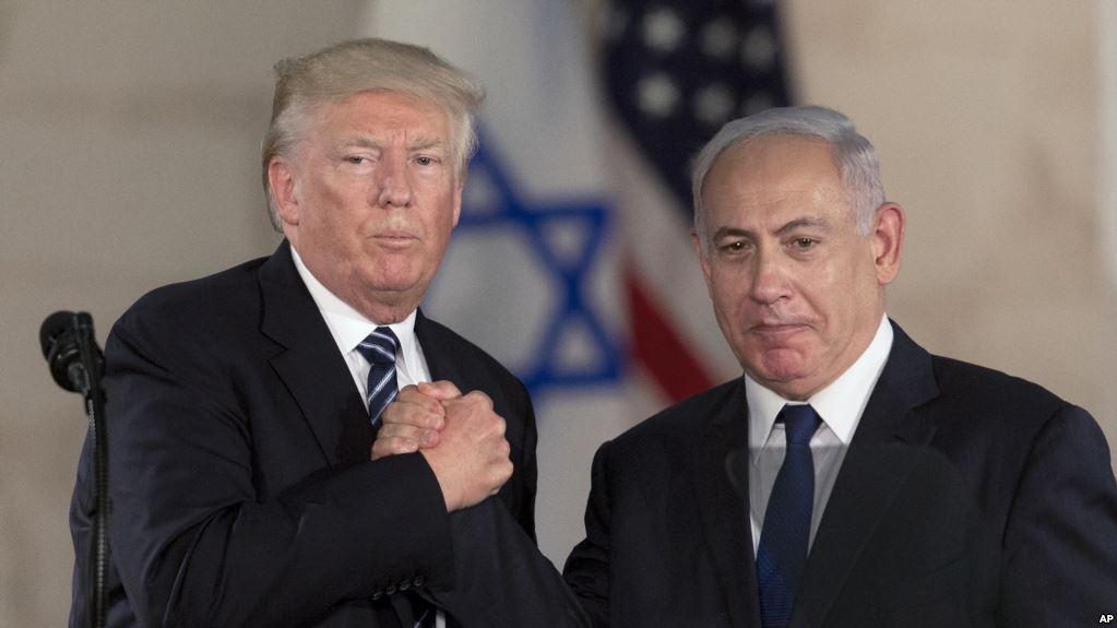 LM.GEOPOL - Trum et Netanyahu alignés (2017 10 20) FR