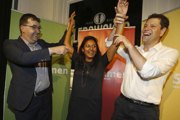 eode belgique anvers elections
