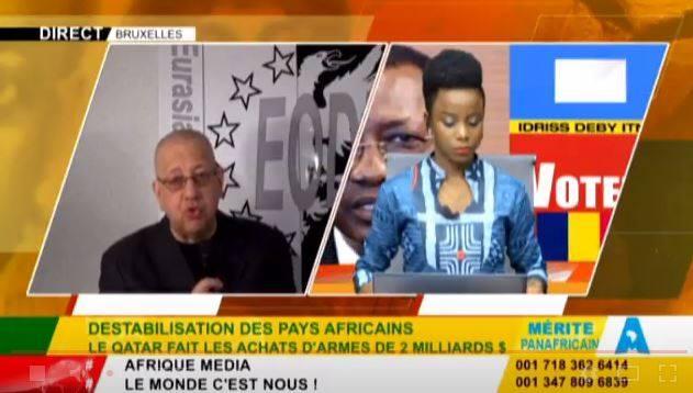 luc michel afrique media