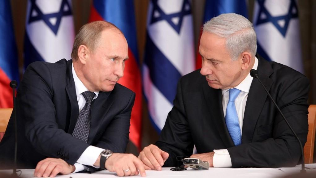 LM.GEOPOL - Poutine tsar de  l'Orient III israel (2017 12 20) FR 1