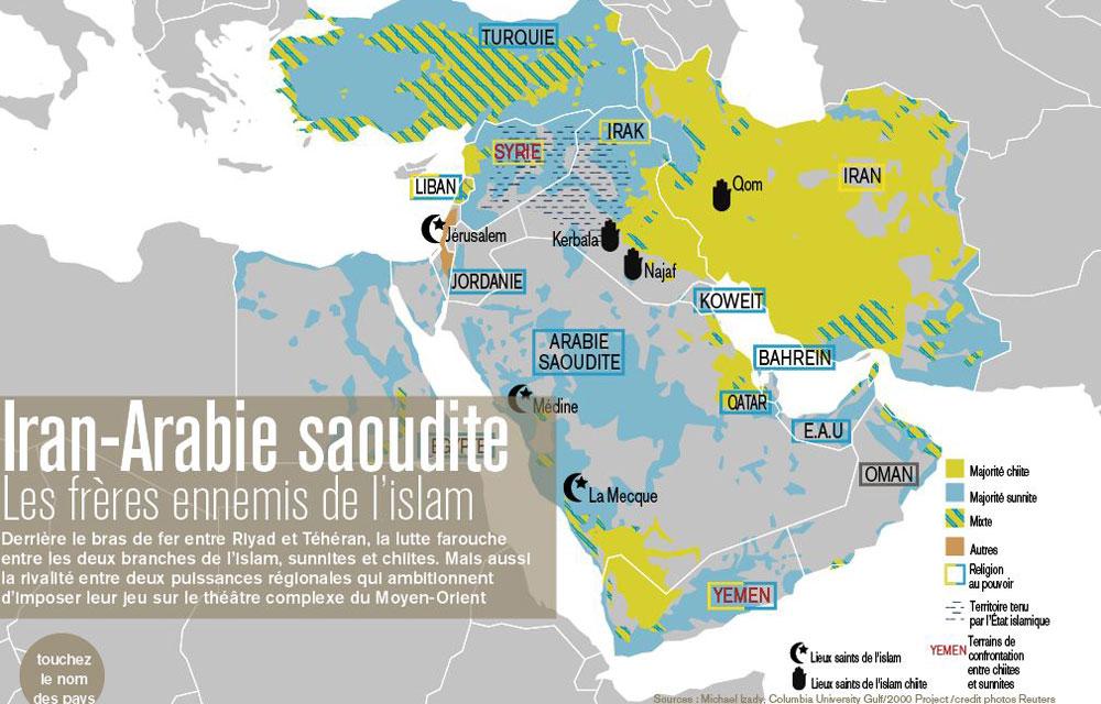LM.GEOPOL - Rivalité arabes perses (2017 12 04) FR 2