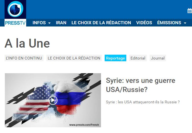 LM.PRESS TV - REPORTAGE russie vs  usa en syrie (2018 03 09) (1)