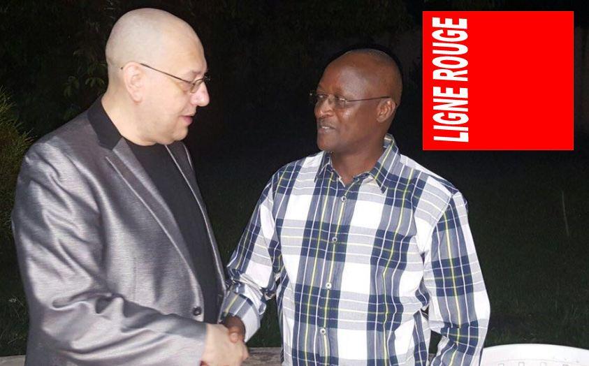 AMTV - LIGNE ROUGE LM burundi vs      hrw (2018 04 23)
