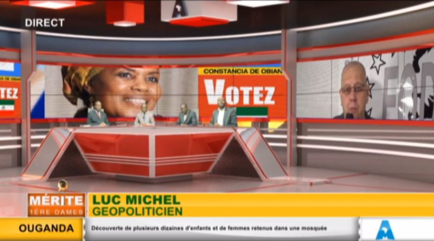 AMTV - MERITE LM propagande noire    biya sa (2018 05 26)