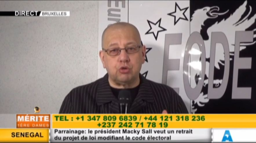 AMTV - MERITE LM déstabilisation présidentielle camer II (2018 06 16) (1)