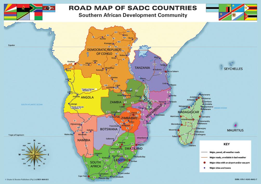 SADEC Road map.indd